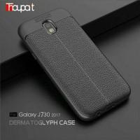 Case Auto focus Leather Samsung J7 Pro Soft case Casing Kulit J7pro