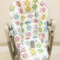 Booboo Tatamia High Chair Seat Cover - Owl
