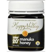 Manuka Honey Happy Valley UMF 20+ 250gr
