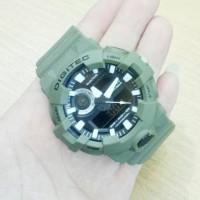 Jam tangan pria Digitec dual time original