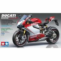 Tamiya Model Kits 1/12 Ducati 1199 Panigale S Threecolor