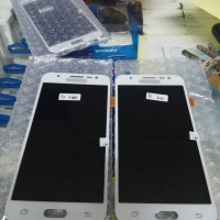 LCD 1SET SAMSUNG GALAXY J5 J5 2015 J500 J500F J500G ORIGINAL WHITE