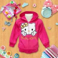 harga Jaket Anak Perempuan Hello Kitty Pink Tokopedia.com