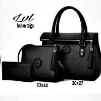 Chin Bag 3in1 / Tas Wanita Murah / Tas Wanita Kerja Handbag Women Hand