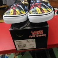 Vans Slip On Iron Maiden Size 44 Premium Not Original