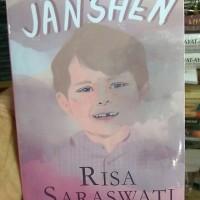 novel janshen - risa saraswati