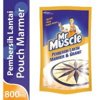 MR MUSCLE AXI MARMER 800ML 800 ML REFILL POUCH PEMBERSIH LANTAI GRANIT