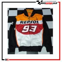 Sweater Hoodie motoGP Repsol Marc Marquez 93 Terbaru
