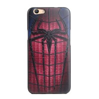 Casing Marvel Oppo F1S/F 1S/F1 S/A59 Soft Case Silicon 3d