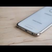 Samsung Clear Cover Case Galaxy S6 Edge Original