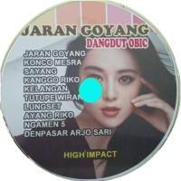 Harga cd senam aerobic jaran goyang dangdut obic high   antitipu.com