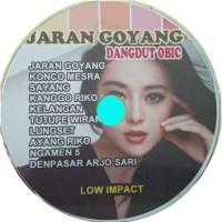 Harga cd senam aerobic jaran goyang dangdut obic low   antitipu.com