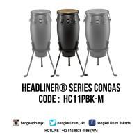 "Meinl Headliner Series Congas Phantom Black 11"" Quinto"