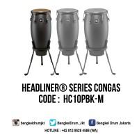 "Meinl Headliner Series Congas Phantom Black 10"" Nino"