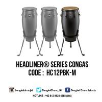 "Meinl Headliner Series Congas Phantom Black 12"" Tumba"