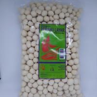 Harga getas ikan tenggiri cap perahu layar 500 gr asli bangka dari toko | Pembandingharga.com