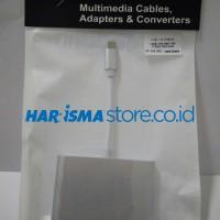 Kabel Konventer USB Type C to USB 3.0 - VGA Port