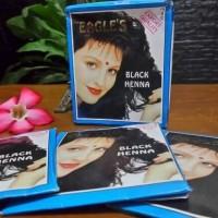 Jual PEWARNA RAMBUT BLACK HENNA EAGLE'S Murah