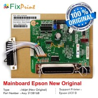 Board Printer Epson LX310 Mainboard LX-310 New Original Part 2158168
