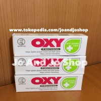 oxy anti pimple mark gel jerawat 12gr