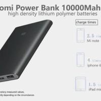 BATERAI HP XIAOMI ASLI 10000 MAH MI POWERBANK PRO GEN 2 USB TYPE C
