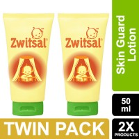 Zwitsal Baby Skin Guard Lotion 50ml - Twin Pack
