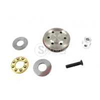 Deep Fire Titanium Piston Head (With Super Oring) + Bearing Support +