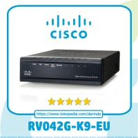 CIsco RV042G-K9-EU, Gigabit Dual WAN VPN Router