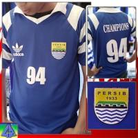 Jersey Persib Bandung Retro Juara 94 Biru