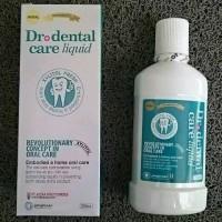 Obat Kumur Bau Mulut dan Karang Gigi dr den-tal