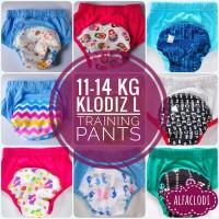 Jual Klodiz L 11-14kg Training Pants-  Celana Dalam Latihan Pipis Anak Murah