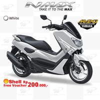 Yamaha NMAX Non ABS - WHITE - JAKARTA, TANGERANG, BANTEN