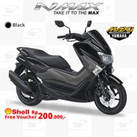 Yamaha NMAX Non ABS - BLACK - BEKASI, CIKARANG, DEPOK