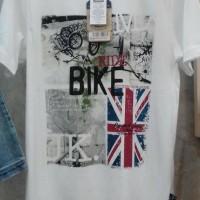 Kaos Cardinal jeans 00674P putih
