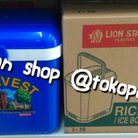 Termos nasi,Es Square Ice Box 10 Liter/Square ice box lion star 10 L