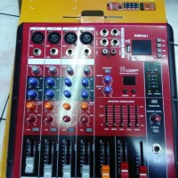 Murah Mixer Dusenberg SMR 401 ( 4 channel Full ) Bluetooth