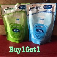 Cussons Carex Antibacterial Hand Wash 200ml Refill [Promo! Buy1Get1]