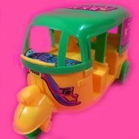 Mainan Bajay / bajaj/ bajai RAGM 016 Raja Aksesoris