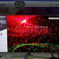 TV LED samsung Q LED 55