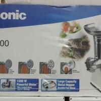 Panasonic MK-MG1300 Meat Grinder Turbo/Mesin Penggiling Berkualitas