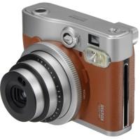Fujifilm Instax Mini 90 Neo Classic Instant Camera (Brown) kamera ,