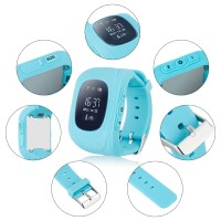 JUAL MURAH Smartwatch Q50 GPS Tracker for Kids GPS Watch Jam GPS Ana