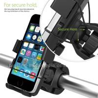 Harga new arrival holder bracket handphone dan gps sepeda dan motor   Pembandingharga.com