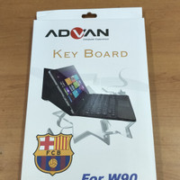 KEYBOARD WIRELESS ADVAN W90 ORIGINAL