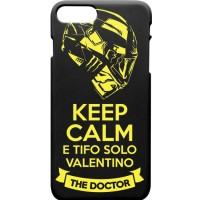 Valentino Rossi Keep Calm E Tifo Solo Case Cover iPone 7 Plus 8 - Plus