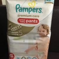 Jual Pampers Premium Care Pants XL54 Murah