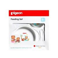 Jual Pigeon Feeding Set Mini-Perlengkapan Makan Anak Bayi BPA Free-Kado Murah