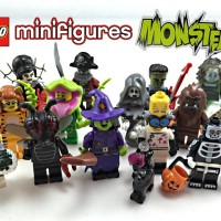 71010 - LEGO Minifigures Series 14 (set of 16)