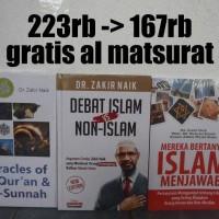 paket buku dr Zakir naik