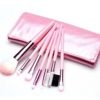 Original Kuas makeup dompet hello make up brush isi7pcs murah bkn skii